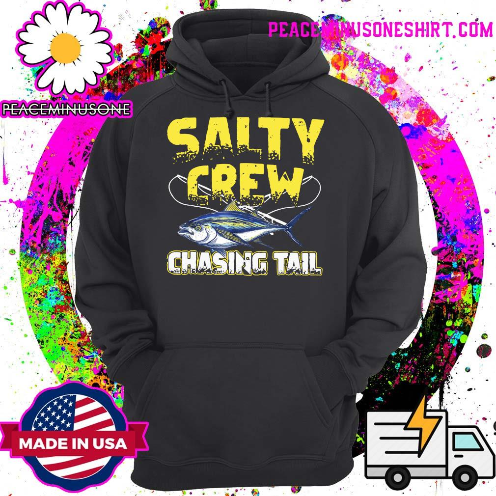 Salty Crew Chasing Tail Fish Shirt Hoodie