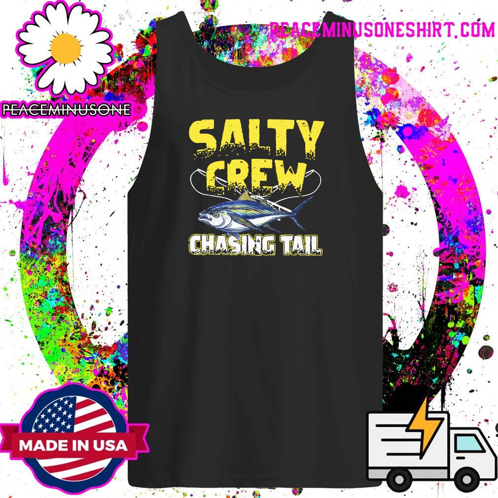Salty Crew Chasing Tail Fish Shirt Tank-Top