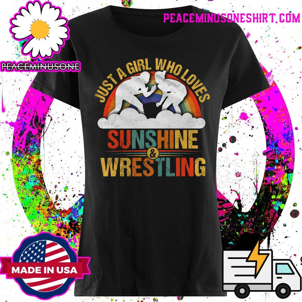 Just a girl who loves sunshine and wrestling s Ladies