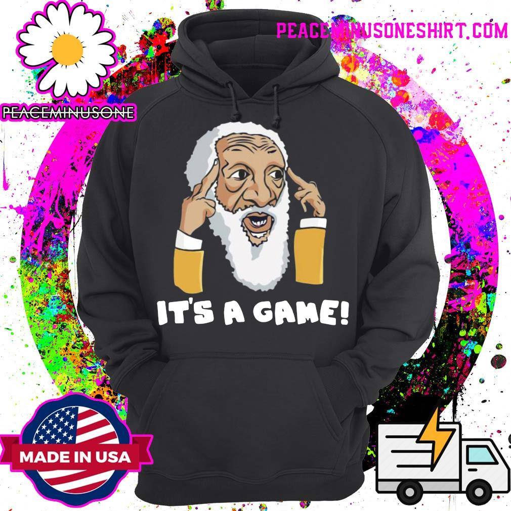 See How It Works It's A Game s Hoodie