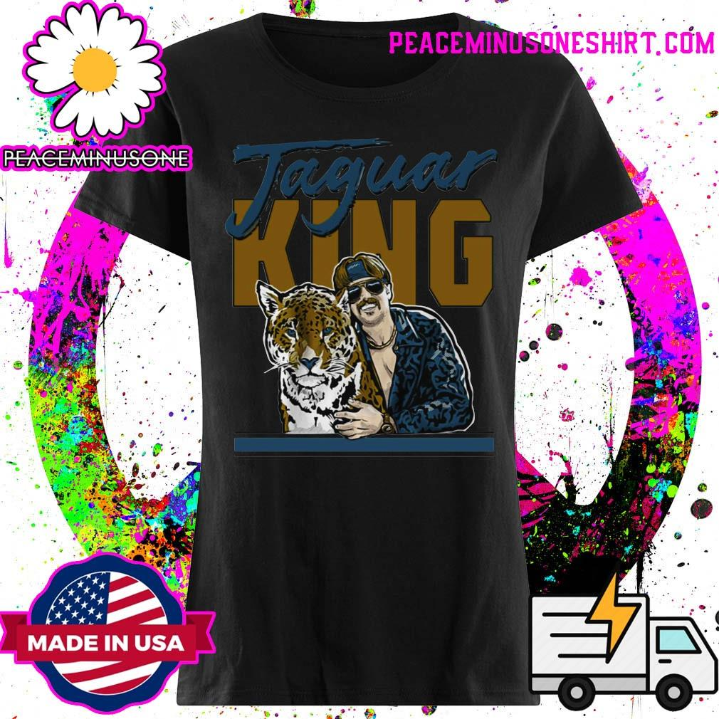 Jaguar King T-Shirt Ladies