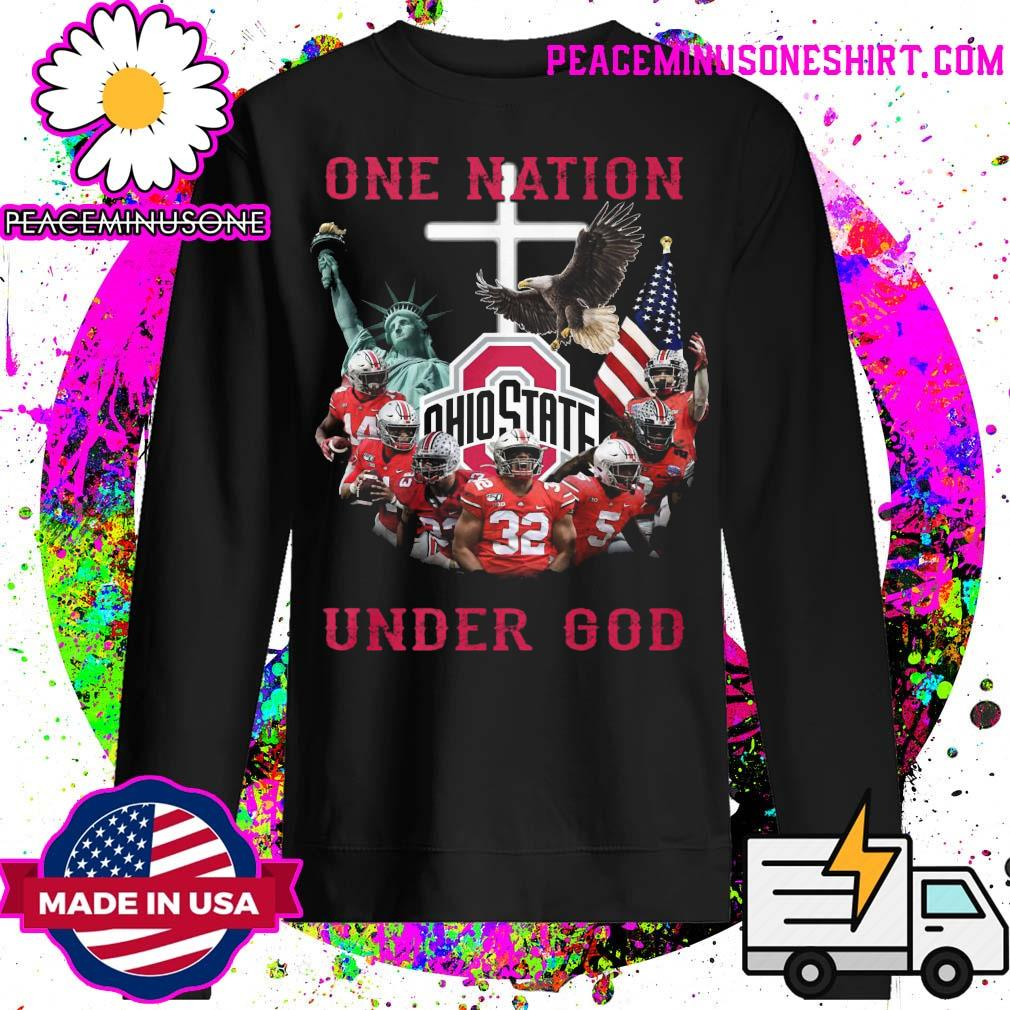 One Nation Ohio State under God s Sweater