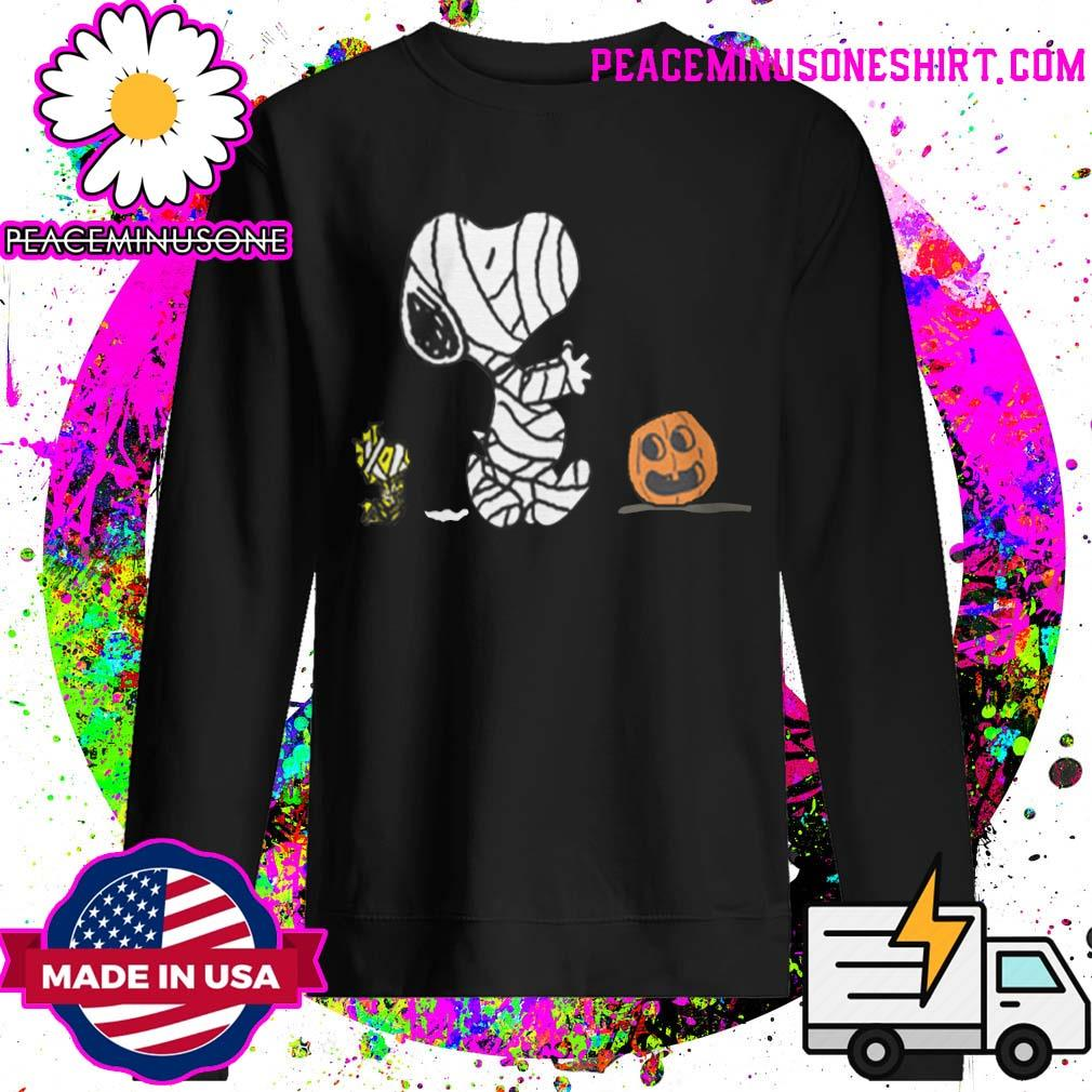 The Peanuts Pumpkin Mummies Halloween s Sweater