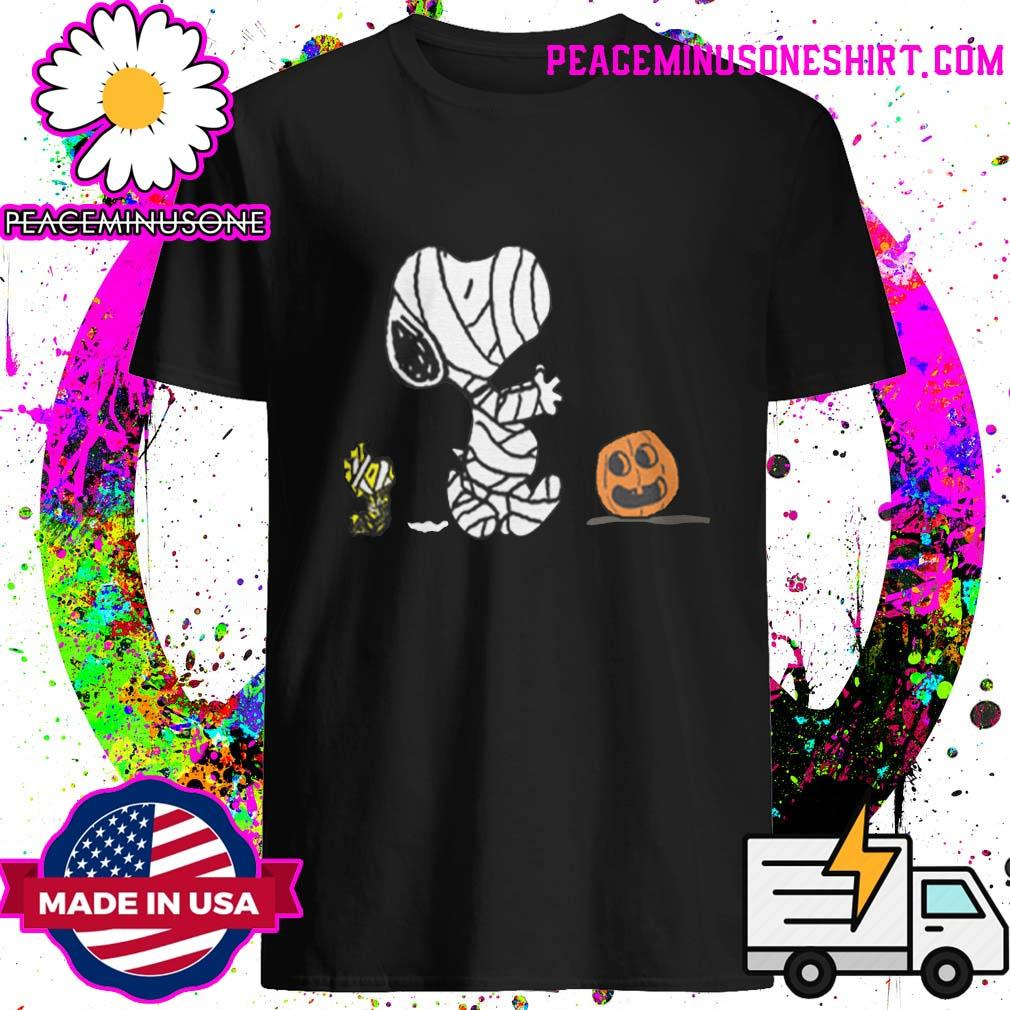 The Peanuts Pumpkin Mummies Halloween shirt