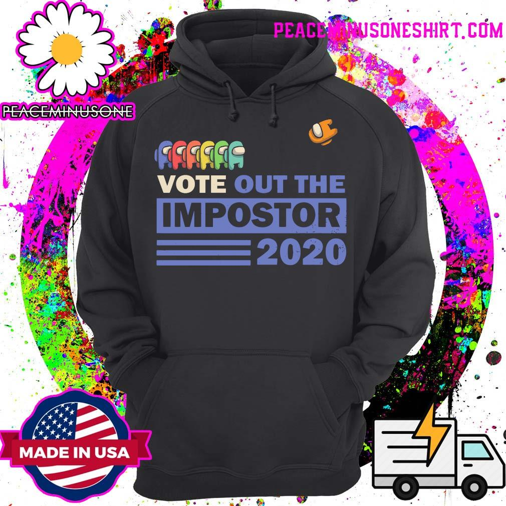 Vote Out The Impostor 2020 Shirt Hoodie