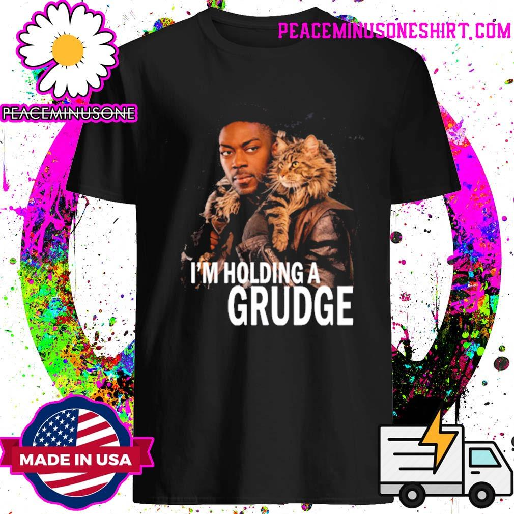 David Ajala i'm holding a grudge shirt