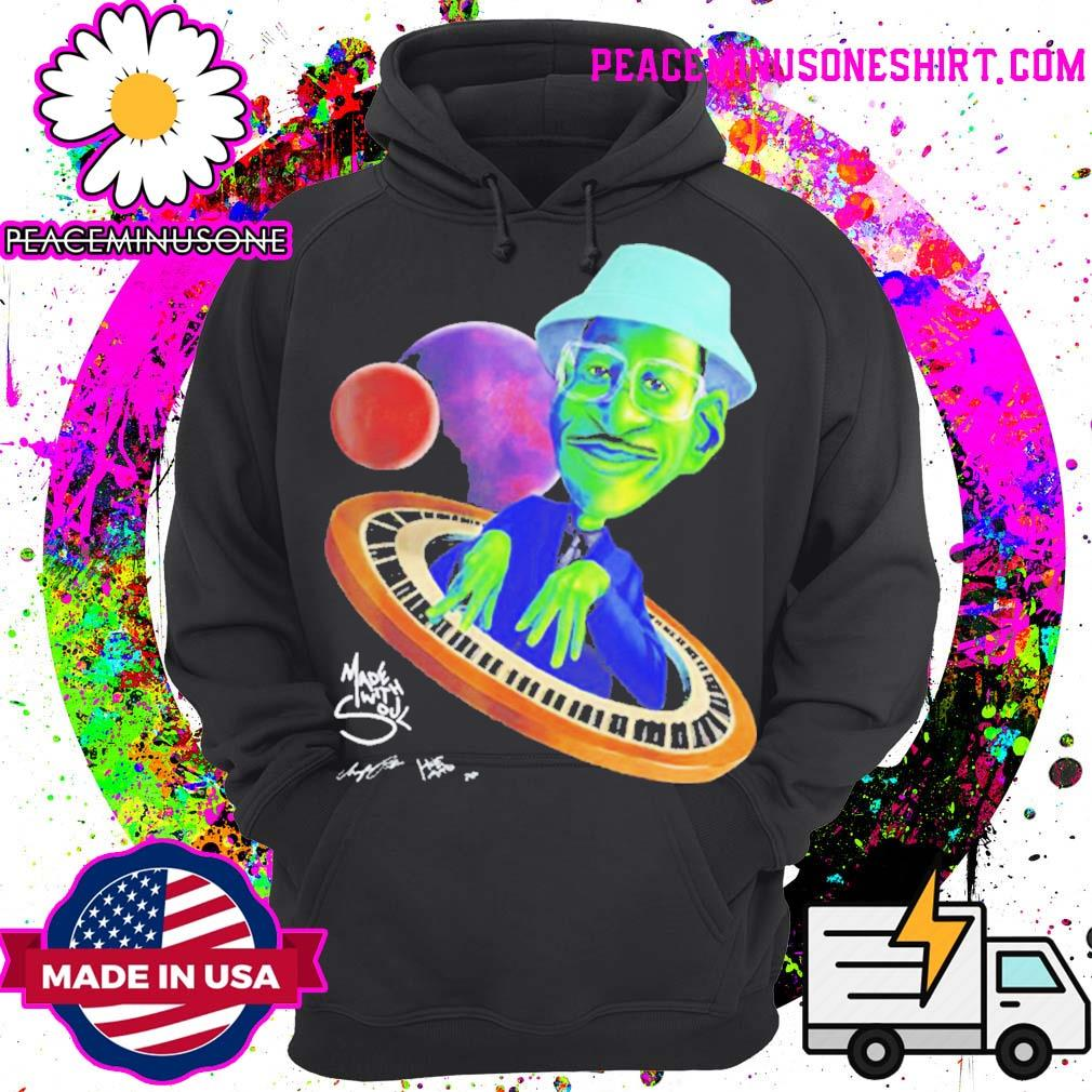 Official Pixar Soul Joe's world s Hoodie
