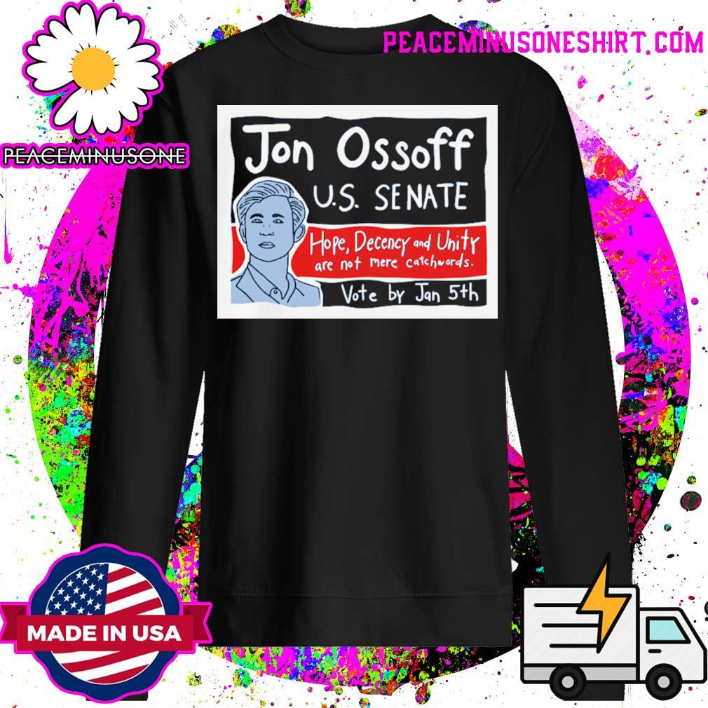 Ossoff for senate vote by Jan 5th s Sweater