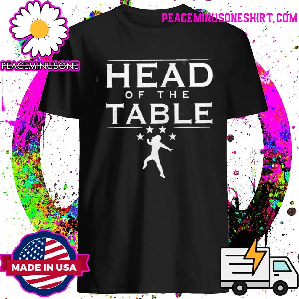 Roman reigns head of the table shirts