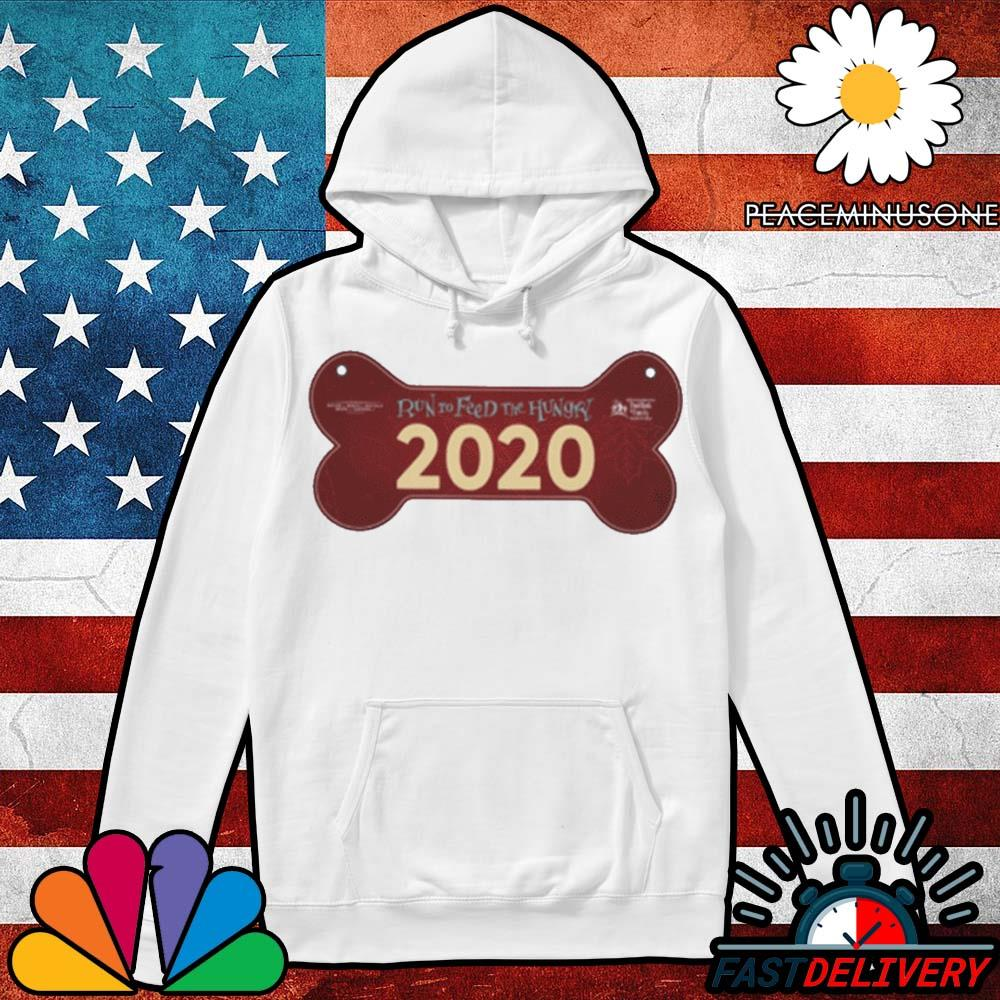 Run to feed the hungry 2020 s Hoodie