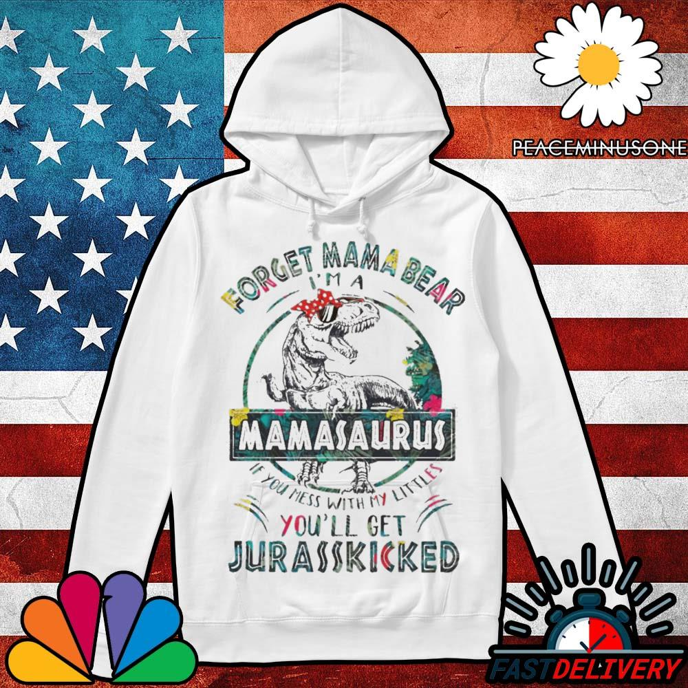 Dinosaurs forget mama bear I'm a mamasaurus s Hoodie