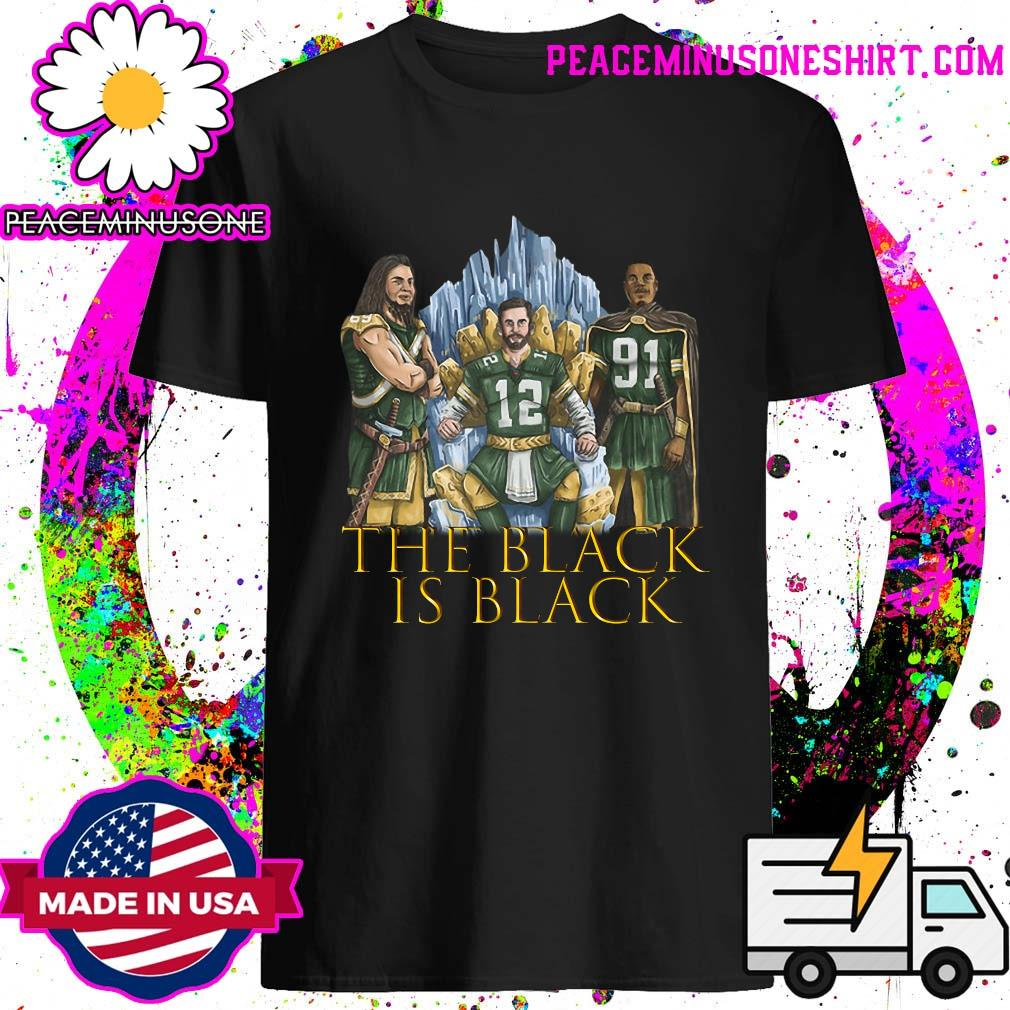Green Bay Packers The Pack Is Back Shirt